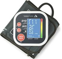 Balance Blood Pressure Monitor Kit with Upper Arm Cuff,