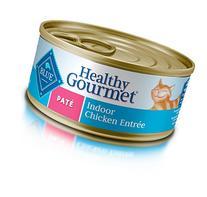Blue Buffalo Healthy Gourmet Pate Indoor Chicken Adult