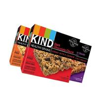 KIND Healthy Grains Bars, Variety Pack, 3 Pack