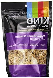 KIND Healthy Grains Clusters Maple Quinoa w/ Chia Seeds, 11