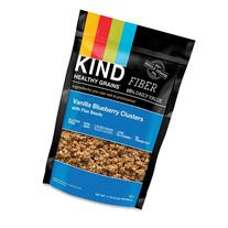 KIND Healthy Grains Vanilla BBerry Clusters Snack