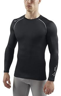 SUB Sports HEAT Stay Cool Mens Semi Compression Top - Long