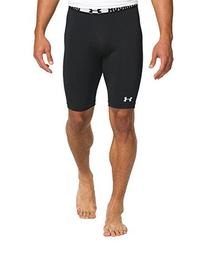 Under Armour Men's HeatGear Sonic Long Compression Shorts,