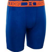 Men's HeatGear® Sonic Printed Compression Shorts
