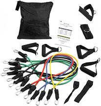 BalanceFrom P16 Heavy Duty Premium Resistance Band Kit with
