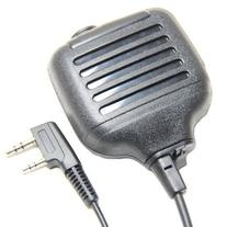 Farmunion Heavy Duty 2-pin Shoulder Remote Speaker Mic