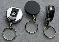 Specialist ID Heavy Duty Solid Metal Back Retractable Reel