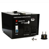 Rockstone Power 3000 Watt 5V USB Port Heavy Duty Step Up/