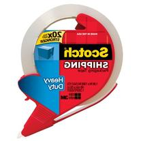 Scotch Heavy Duty Shipping Packaging Tape with Refillable