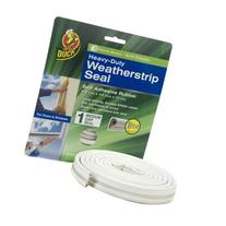 Duck Brand Heavy Duty Weatherstrip Seal for Medium Gaps