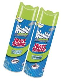 Woolite Heavy Traffic Carpet Cleaning Foam with Scotchgard,
