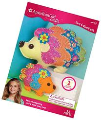 American Girl Crafts DIY Hedgehog Stuffed Animals Sew and