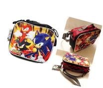 Sonic The Hedgehog Insulate Lunchbag with Strap