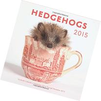 Hedgehogs 2015: 16-Month Calendar September 2014 through