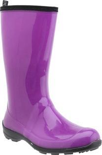 Kamik Women's Heidi Rain Boot,Dewberry,8 M US