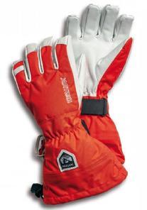 Hestra Heli Glove Light Red, 10