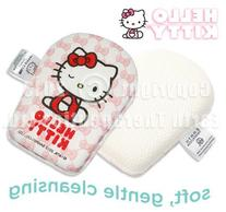 HELLO KITTY® Exfoliating Body Sponge