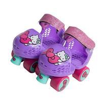 Hello Kitty Glitter Jr Skate Combo