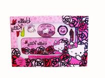 Hello Kitty 'Pink Roses' Stationery Character School Set
