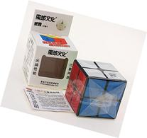 HelloCube MoYu WeiPo 2x2x2 Magic Cube Black