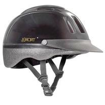 Troxel Sport Helmet, Black, Large