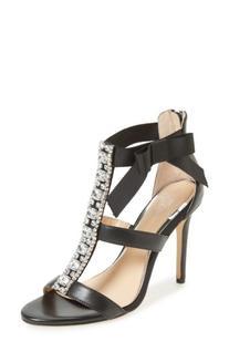 Women's Badgley Mischka Henderson Embellished Bow Sandal,