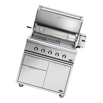 Dcs Heritage 36-inch Freestanding Propane Gas Grill With