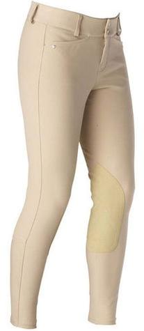 Ariat Women's Heritage Low Rise Knee Patch Front Zip Pant,