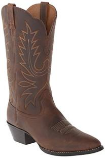 Ariat Women's Heritage Western R Toe Western Cowboy Boot,
