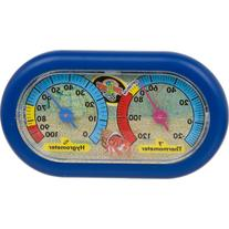 Zoo Med Hermit Crab Dual Thermometer & Humidity Gauge