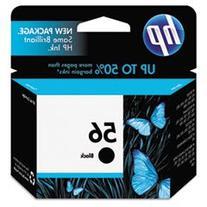HEWC6656AN140 - HP C6656AN HP-56 Ink Cartridge