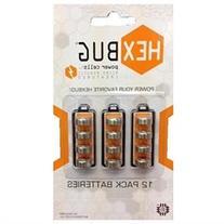 HEXBUG Power Cells 12-pack Batteries