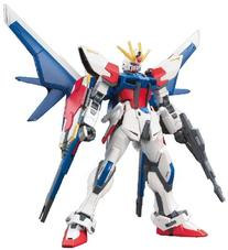 Bandai Hobby HGBF Strike Gundam Full Package Model Kit, 1/