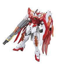 """Bandai Hobby HGBF Wing Gundam Zero Flame  """"Gundam Build"""