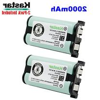 Kastar HHR-P513 Battery , Type 27, NI-MH Rechargeable