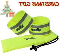 Reflective Band  | High Visibility Safety Gear for Running,