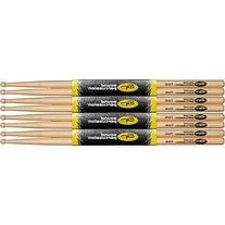 Sound Percussion Labs Hickory Drumsticks 4-Pack Funk Wood