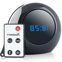 Toughsty™ Hidden Camera Alarm Clock Motion Activated