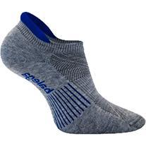 Balega Hidden Cool 2 Running Sock - Kids' Grey/Royal, M