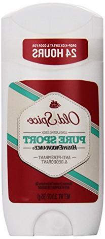 Old Spice High Endurance Anti-Perspirant & Deodorant, Pure