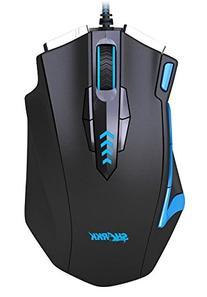 SHARKK® Gaming Mouse 16400 DPI High Precision Programmable