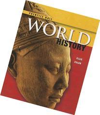 HIGH SCHOOL WORLD HISTORY 2014 PEARSON STUDENT EDITION