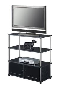 Convenience Concepts Highboy Stand for Flat Panel TV's Up to