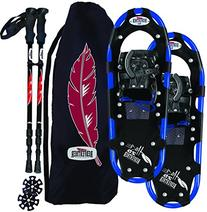 RedFeather Men's HIKE 36 Inch Recreational Series Snowshoe