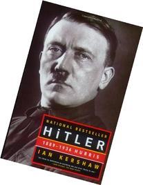 HITLER 1889-1936:HUBRIS V1 PA