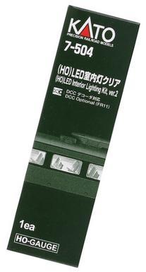 HO Passenger Car Light Kit, White LED Version 2