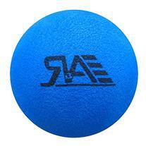 A&R Sports Mini Hockey Foam Ball, Blue