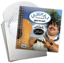 Lanikai Nylgut Ukulele Strings by Aquila - Concert High G