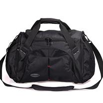 Men Gym Bag Duffel Weekender Tote Overnight for Travel Sport