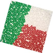Holiday Tri-Bead Assortment, 3lbs